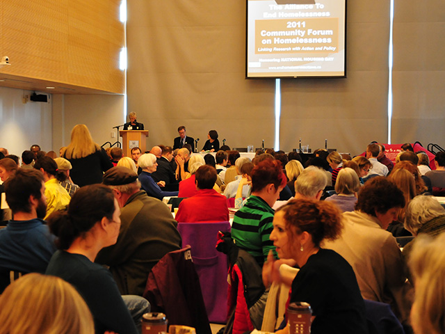 Community Forum on Homelesness (2011)