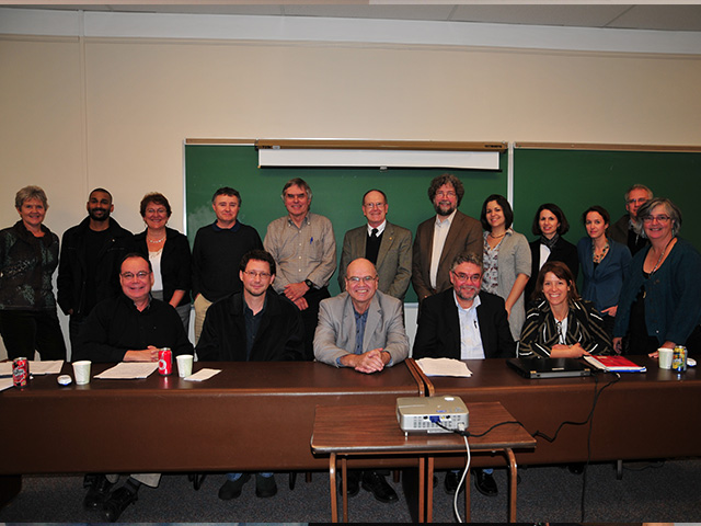 CRECS Senior Researchers 2011