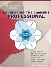 Developing  the CanMEDS Professional