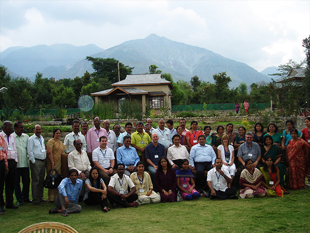 Evaluation Capacity Building in India (2012)