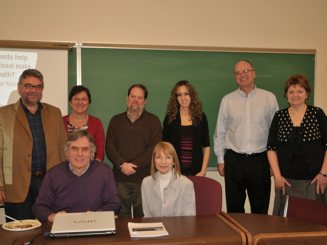 Evaluation working group (2011)