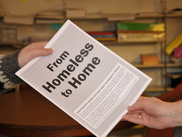 From Homeless to Home report (2010)