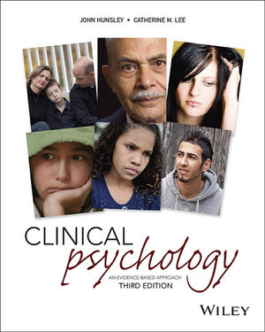 Introduction to clinical psychology: An evidence-based approach, 3rd  edition