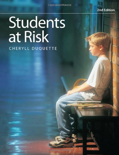 Students at risk, 2nd edition
